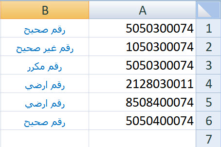 اداة فلترة الأرقام الذكية في نظام الرسائل النصية TURKEY SMS